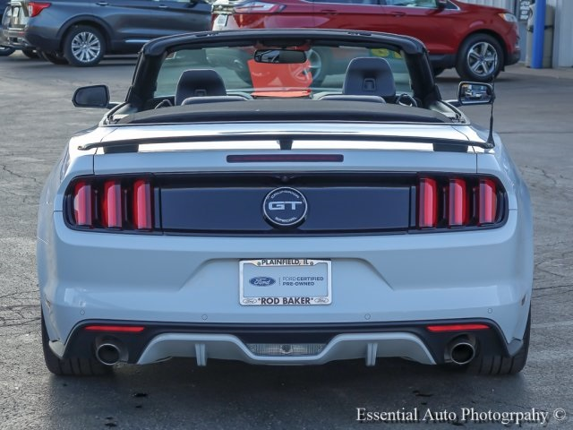 Certified Pre-Owned 2016 Ford Mustang GT Premium