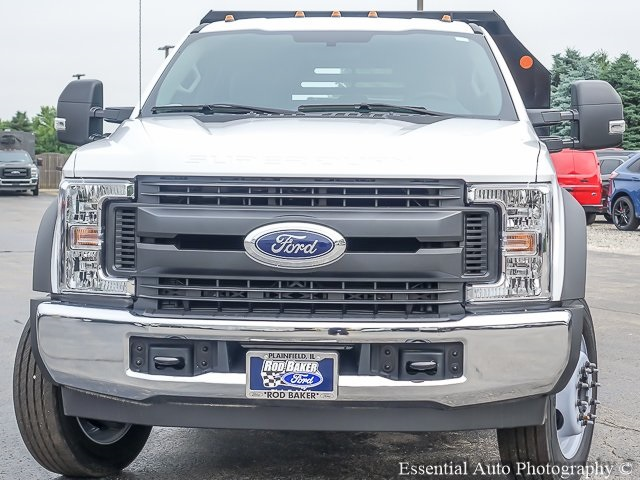 New 2019 Ford F-450SD XL