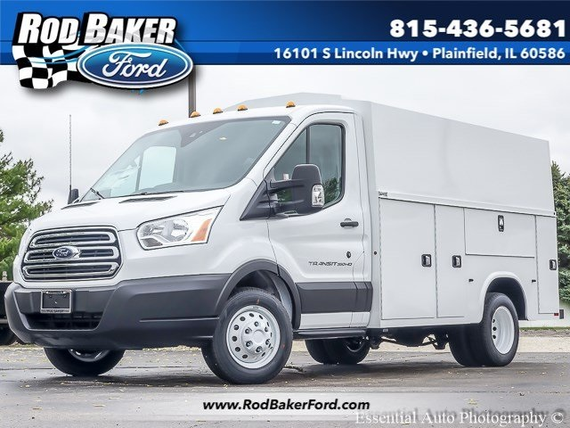 Ford Transit 350 >> New 2019 Ford Transit 350 Base Rwd Specialty Vehicle