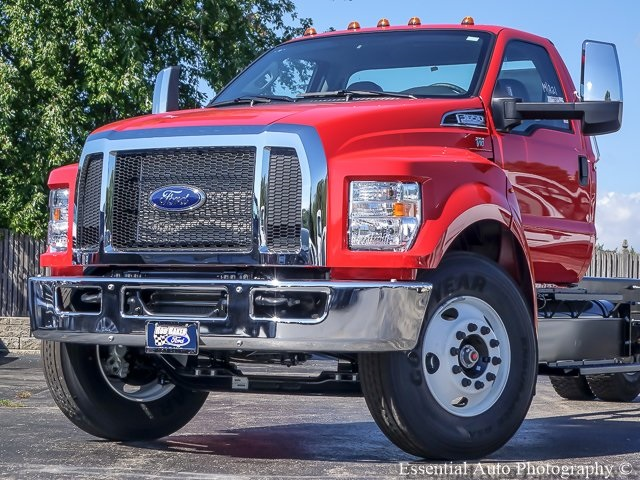 New 2019 Ford F-650SD Base