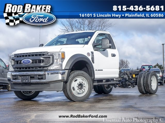 New 2020 Ford F-450SD XL