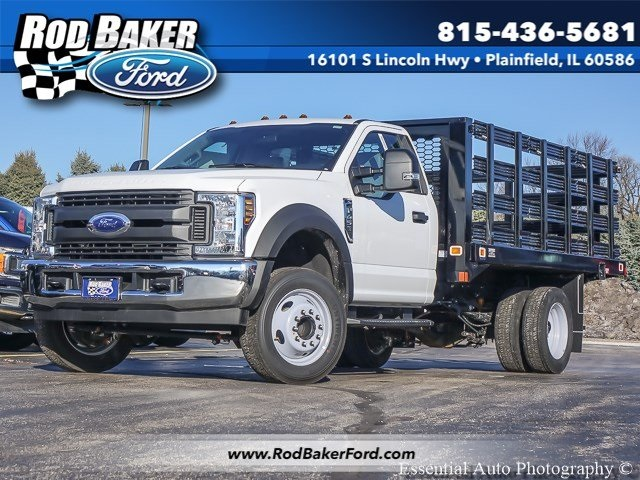 Ford F-450SD in Plainfield IL