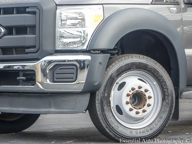 Pre-Owned 2013 Ford F-550SD XL