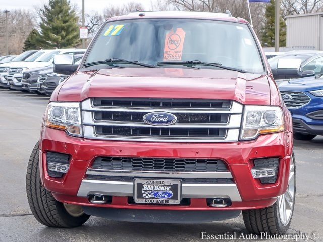 Certified Pre-Owned 2017 Ford Expedition EL Platinum