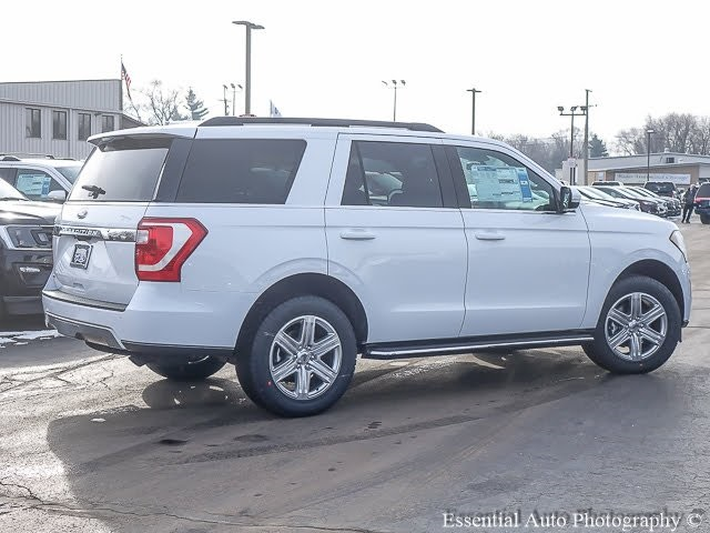 New 2020 Ford Expedition XLT