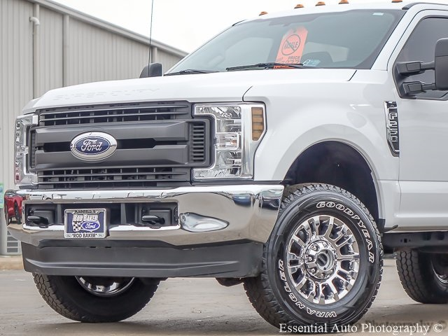 Certified Pre-Owned 2018 Ford F-250SD XL