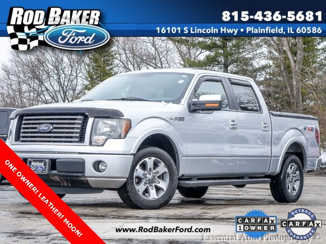 Pre-Owned 2011 Ford F-150 FX2