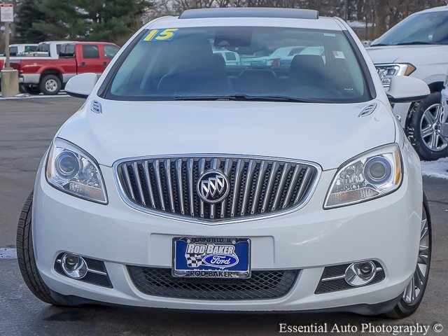Pre-Owned 2015 Buick Verano Leather Group