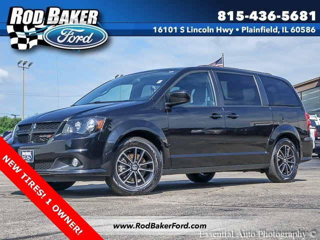 Pre-Owned 2015 Dodge Grand Caravan R/T