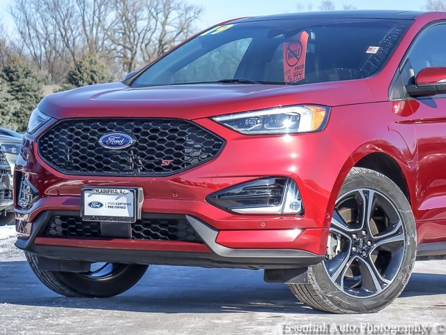 Certified Pre-Owned 2019 Ford Edge ST