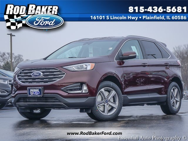 Ford Edge ST in Yorkville IL