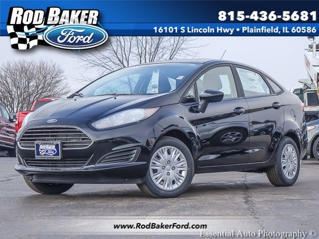 Ford Fiesta in Bolingbrook IL