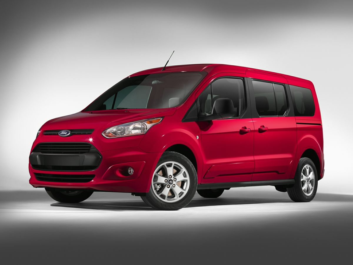 Pre-Owned 2018 Ford Transit Connect XLT