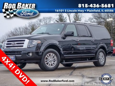 Pre-Owned 2014 Ford Expedition EL Limited