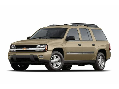 Pre-Owned 2005 Chevrolet TrailBlazer EXT LT